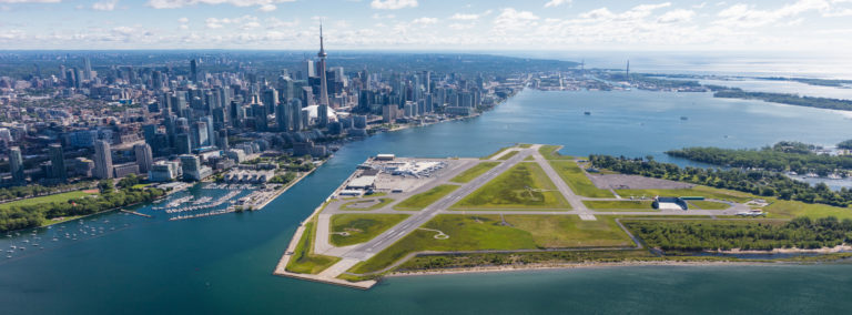 PortsToronto issues RFI for airport infrastructure assets