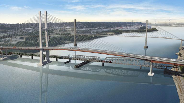 Preliminary work begins on Pattullo Bridge replacement in B.C.