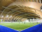 Stade Chauveau intérieur et extérieur