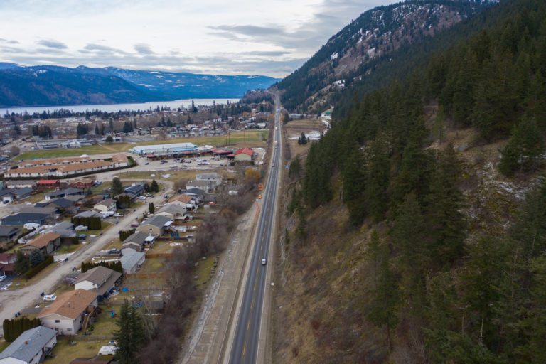 Tender issued for Trans-Canada Highway four-laning project