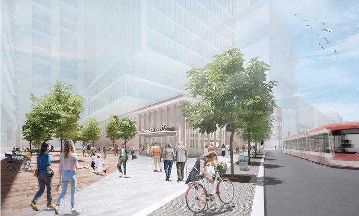 Transportation planning underway for transit-oriented communities in Toronto