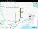 Scarboro subway extension